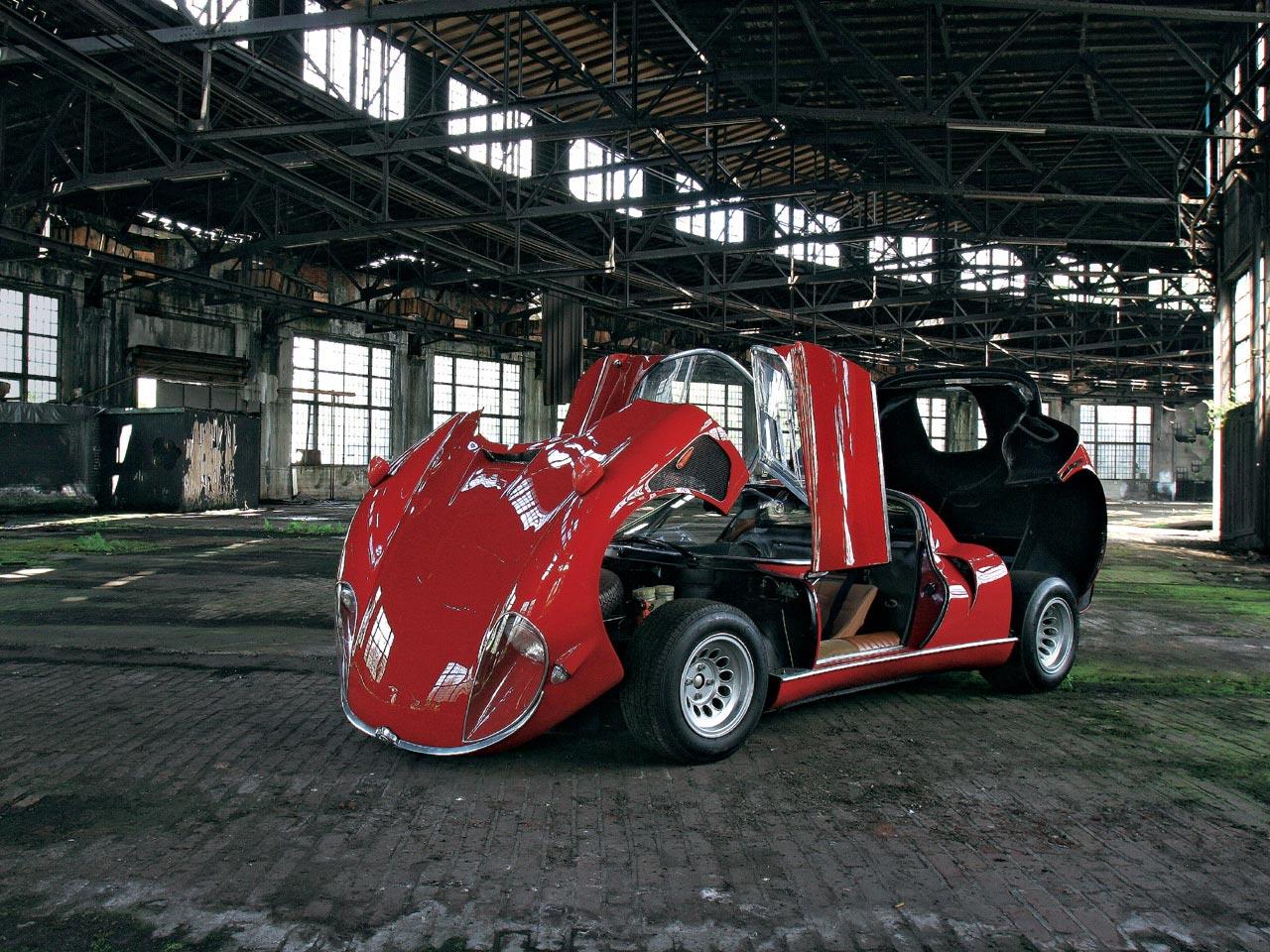 Где Руководство Alfa Romeo 33