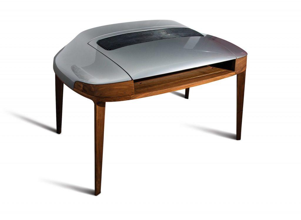 Мебель и предметы декора интерьера из ретро автомобилей классических 3-GJB-17