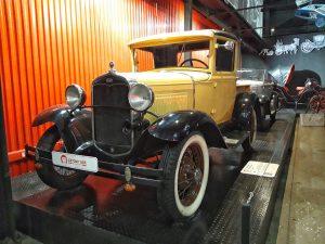 Музей Моторы Октября в Москве