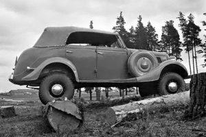 ГАЗ 61-73 полноприводный 417 модификации история создания