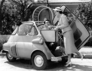 Европейский аэростиль автомобили микрокары