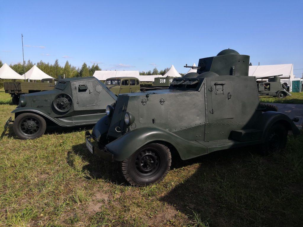 9 10 августа 2019 международный военно-патриотический слет Моторы войны фото